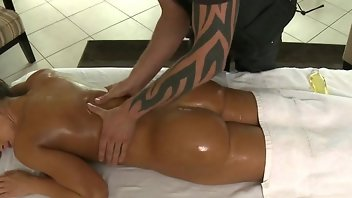 Massage PAWG Big Tits Big Cock