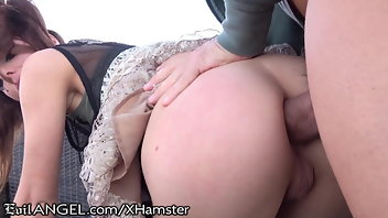 Anal Russian Outdoor