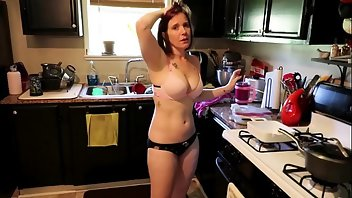Bar MILF Swallow Mom