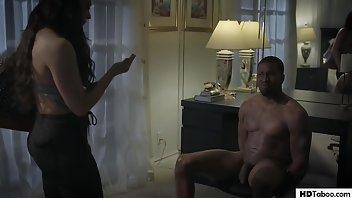 American Teen Interracial Blowjob