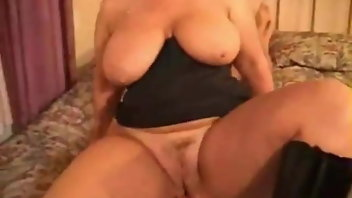 Amateur BBW Face Sitting