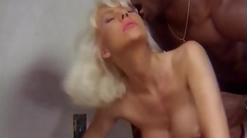 Dutch Anal Blonde MILF