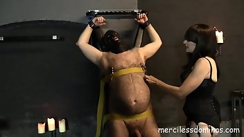 CBT High Heels Face Sitting Bondage
