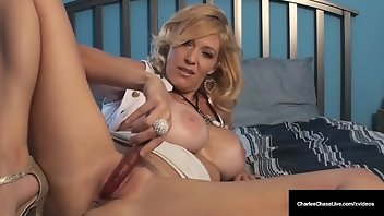 Dirty Talk Dildo Blonde MILF