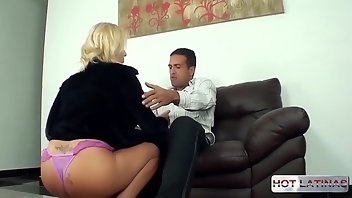 Shoes Blonde Latina Brazilian MILF