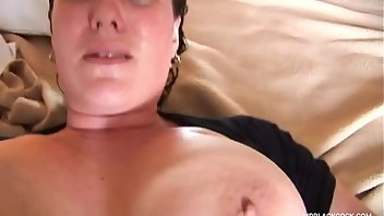 Canadian Black Interracial MILF Rough