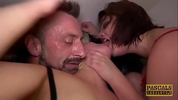 Bondage Blowjob Threesome Domination
