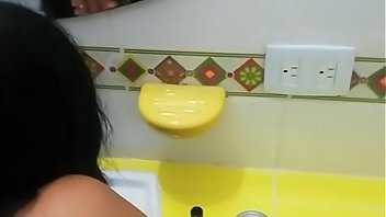 Bathroom Creampie Amateur Public Cute