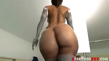 Futanari 3D Big Ass Big Tits Big Cock