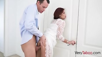 Bride MILF Fetish Cheating Caught